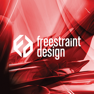 Freestraint Design visual identity feature image