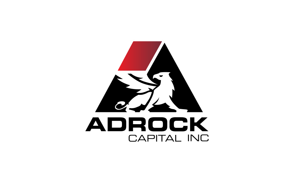 Adrock Capital Inc visual identity logo