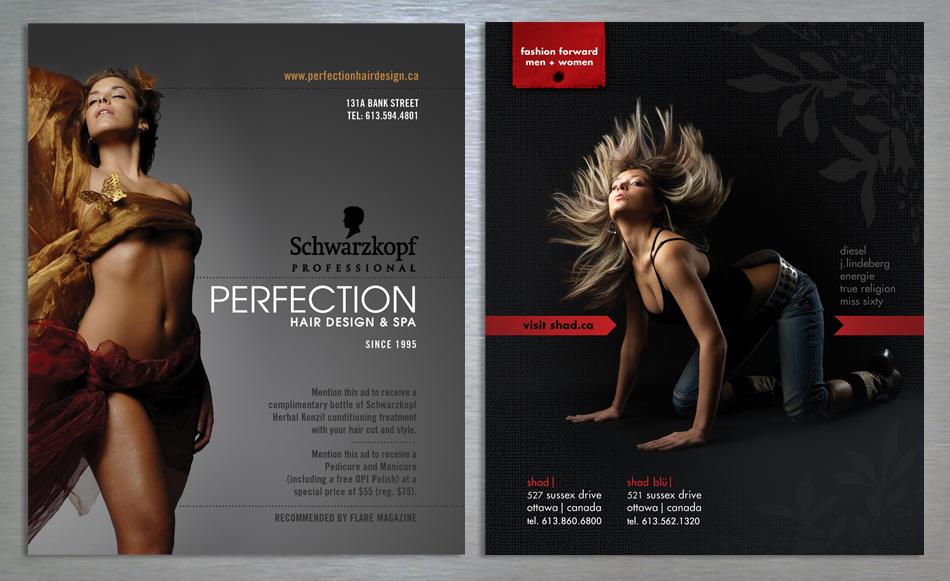 trenz magazine ad design